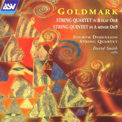 Goldmark: String Quartet in B Flat Op. 8; String Quintet in A Minor Op. 9. Sophie Langdon violin